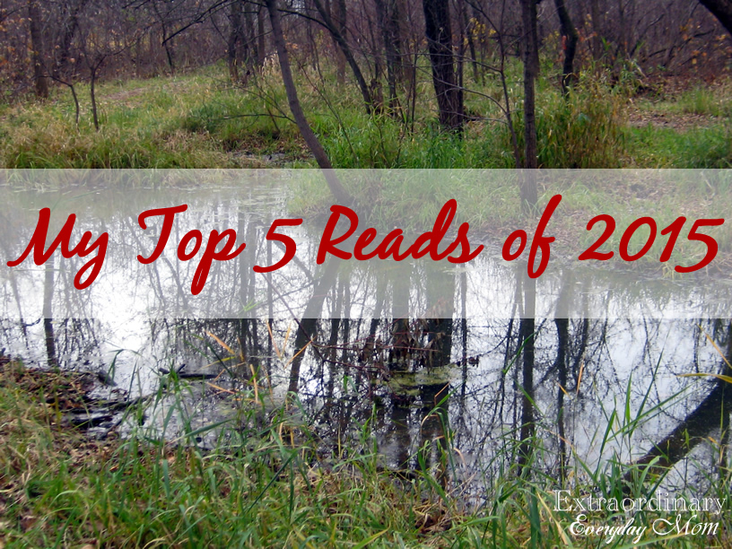 My Top 5 Reads of 2015