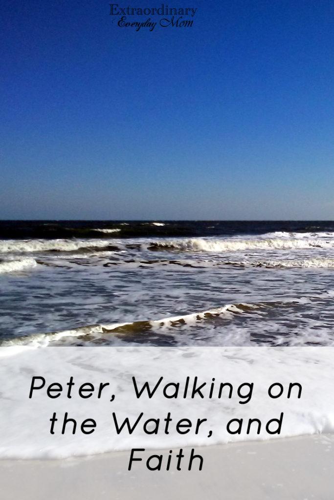 #faith #extraordinarylife #walkingonthewater