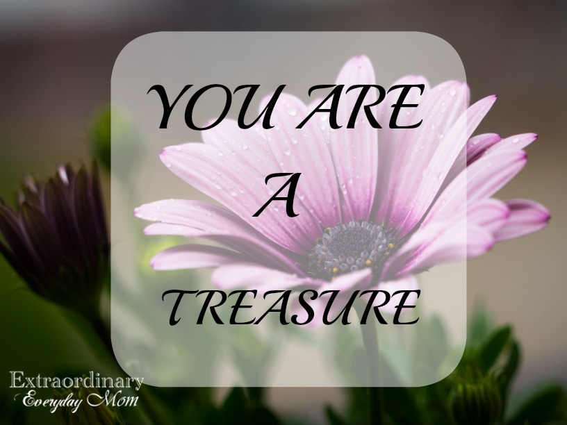 You are a Treasure